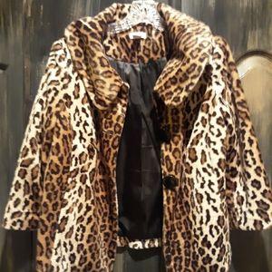 Chico leopard jacket